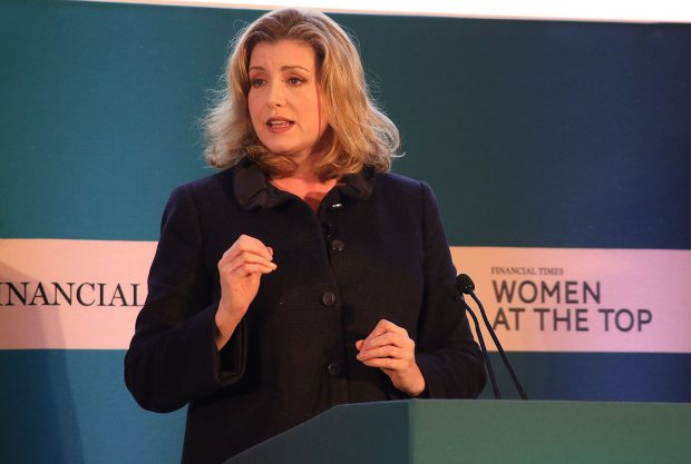 Penny Mordaunt, Minister for Women and Equalities