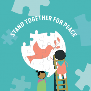World Thinking Day promotional graphic