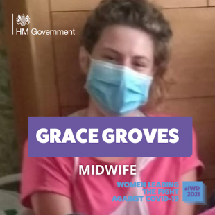 Grace Groves, Midwife