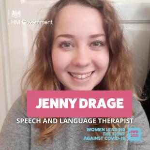 Jenny Drage, SLT