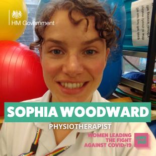 Sophia Woodward - Physio